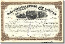Jackson, Lansing and Saginaw Railroad Company