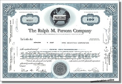 The Ralph M. Parsons Company