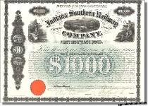 Indiana Southern Railway Company