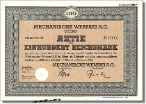 Mechanische Weberei AG