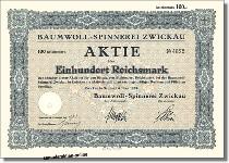Baumwoll-Spinnerei Zwickau