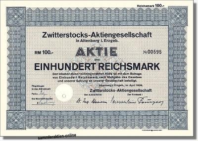 Zwitterstocks-Aktiengesellschaft