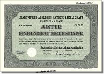 Stadtmühle Alsleben AG