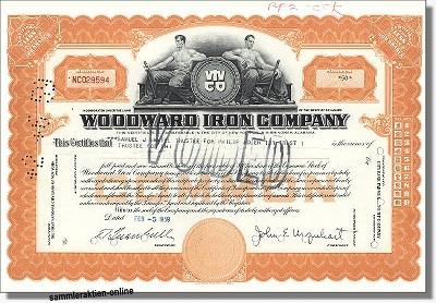 Woodward Iron Company