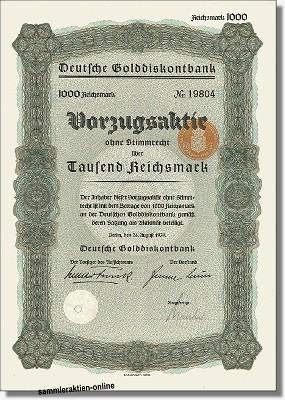 Deutsche Golddiskontbank