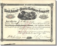 Rock Island and Peoria Railway Company