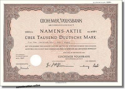 Cochemer Volksbank Aktiengesellschaft