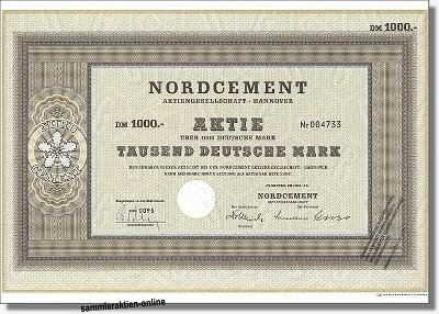 Nordcement Aktiengesellschaft