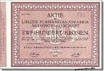 Linzer Permanganatfabrik Aktiengesellschaft