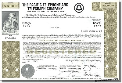 Pacific Telephone and Telegraph Company