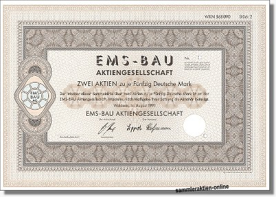 Ems-Bau Aktiengesellschaft