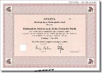 Sparta Beteiligungen Aktiengesellschaft