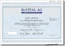 ReVITAL Aktiengesellschaft Medizin Service