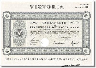 Victoria Lebens-Versicherungs-Aktien-Gesellschaft