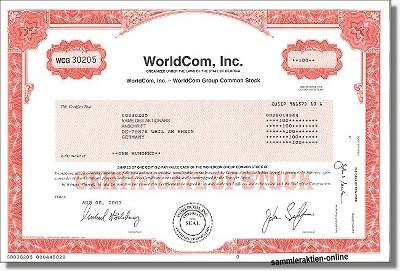 WorldCom Inc. - Verizon