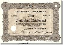 Creditanstalt Bankverein