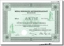 Mühle Rüningen Aktiengesellschaft