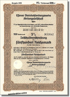 Essener Steinkohlenbergwerke AG