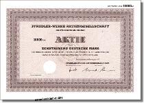 Pfaudler-Werke Aktiengesellschaft