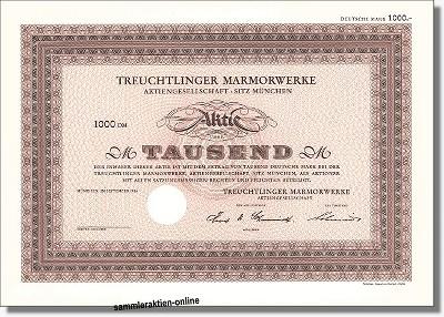 Treuchtlinger Marmorwerke AG