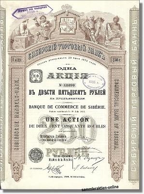 Sibirische Handelsbank