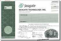 Seagate Technology, Inc.