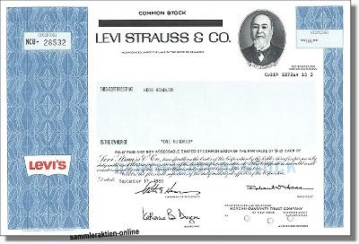 Levi Strauss & Co. - Levi's Jeans