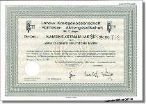 Landw. Kreisgenossenschaft - Raiffeisen - Aktiengesellschaft