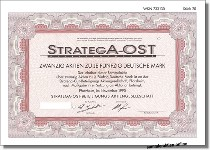 Stratega-Ost Beteiligungs AG