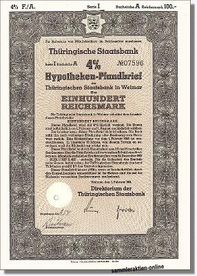 Thüringische Staatsbank