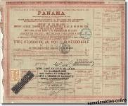 Panamakanal - Canal Interoceanique de Panama