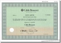 Gilde Brauerei Aktiengesellschaft