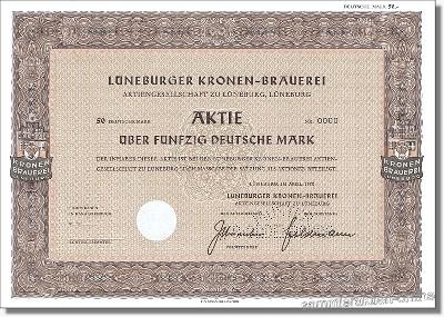 Lüneburger Kronen-Brauerei Aktiengesellschaft