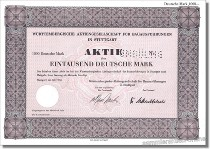 Württembergische Aktiengesellschaft für Bauausführungen