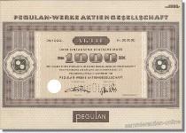 Pegulan-Werke Aktiengesellschaft