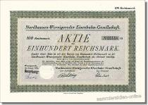 Nordhausen-Wernigeroder Eisenbahn-Gesellschaft