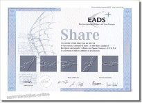 EADS European Aeronautic Defence and Space - Airbus