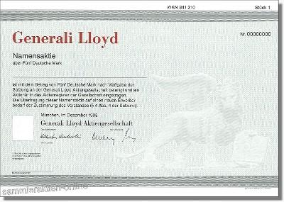 Generali Lloyd Aktiengesellschaft