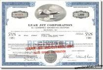 Lear Jet Corporation - Gates Learjet