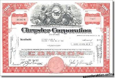 Chrysler Corporation