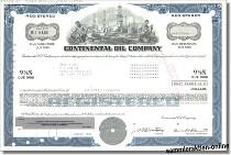 Continental Oil Company