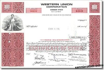 Western Union Corporation