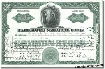 Baltimore National Bank