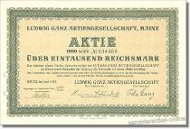 Ludwig Ganz Aktiengesellschaft