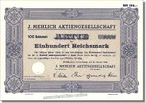J. Mehlich Aktiengesellschaft
