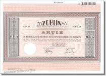 Ed. Züblin AG Bauunternehmung