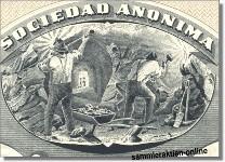 """Compania Minera """"Trinidad, Nona y Anexas"""""""