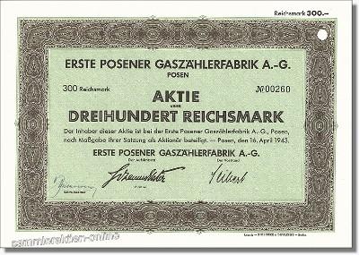 Erste Posener Gaszählerfabrik AG