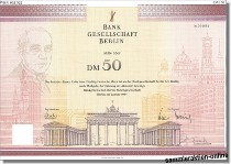 D - ab 1949 mit Coupons