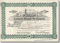 California Diamond Oil Company
